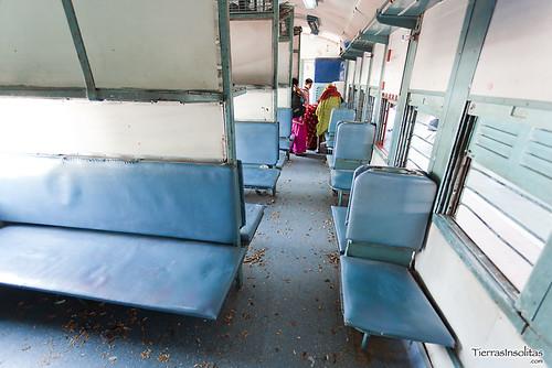 2nd Class Seat (II)