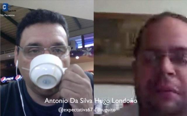 Entrevista Antonio Hugo