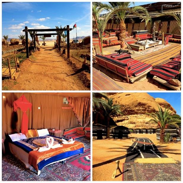 Campamento Desierto Wadi Rum, Jordania