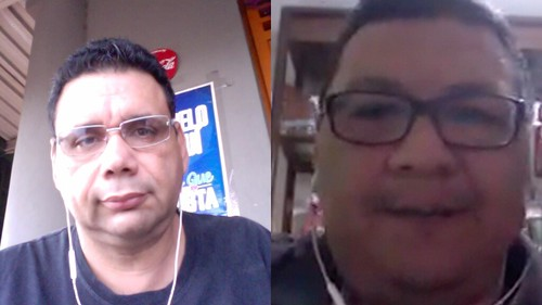 Antonio Da Silva Campos Edgar Mendoza