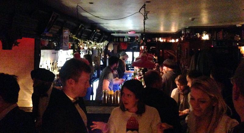Goodge Street london cocktail club