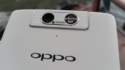 OPPO N3 ใช้ เลนส์ Schneider Kreuznach กันเลยทีเดียว