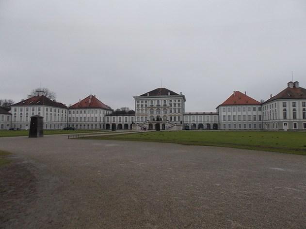 O Castelo Nymphenburg
