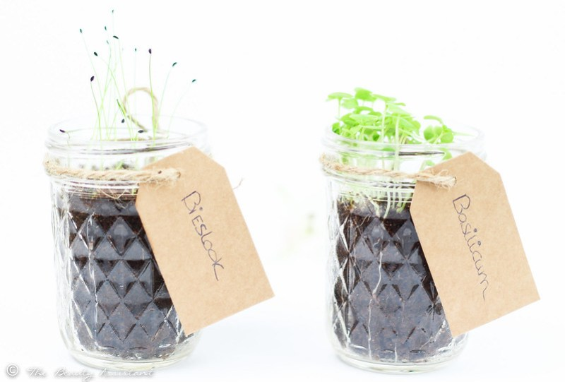 DIY: mason jar
