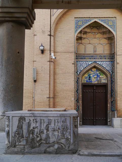 Tomb and Door