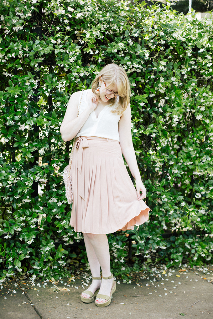 ann taylor blush skirt3