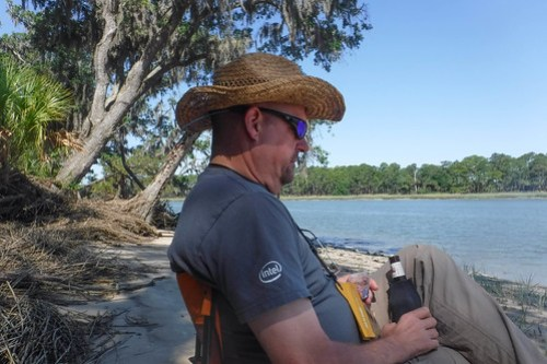 May River Paddling with Lowcountry Unfiltered-75