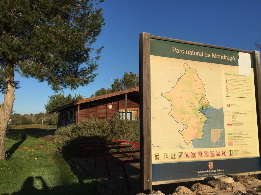 Parque Natural de Mondragó. Enero 2015