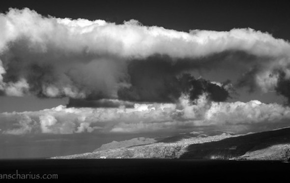 Living on the hillside #5 - Nikon 1 V1 Infrared 700nm