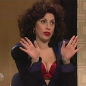 Lady Gaga as the Marisa Tomei inspiration lady - XPUSJP