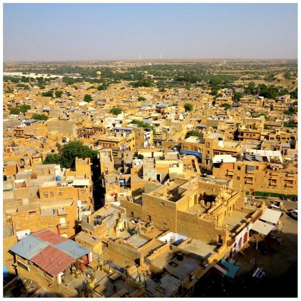 Jaisalmer India Rajastán