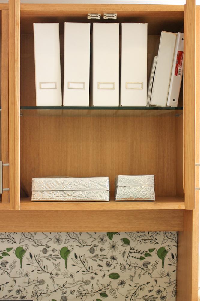 Tin Boxes as Storage
