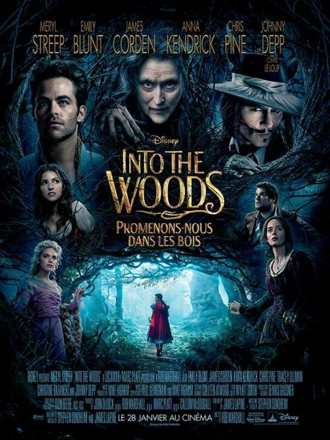 Into the Woods - Estreno destacado