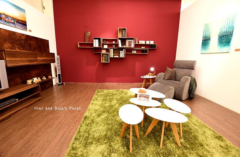 台中環中路家具沙發廚具系統櫃傢櫥周旻虹畫展30