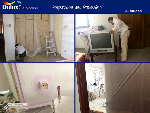 3DULUX precaution