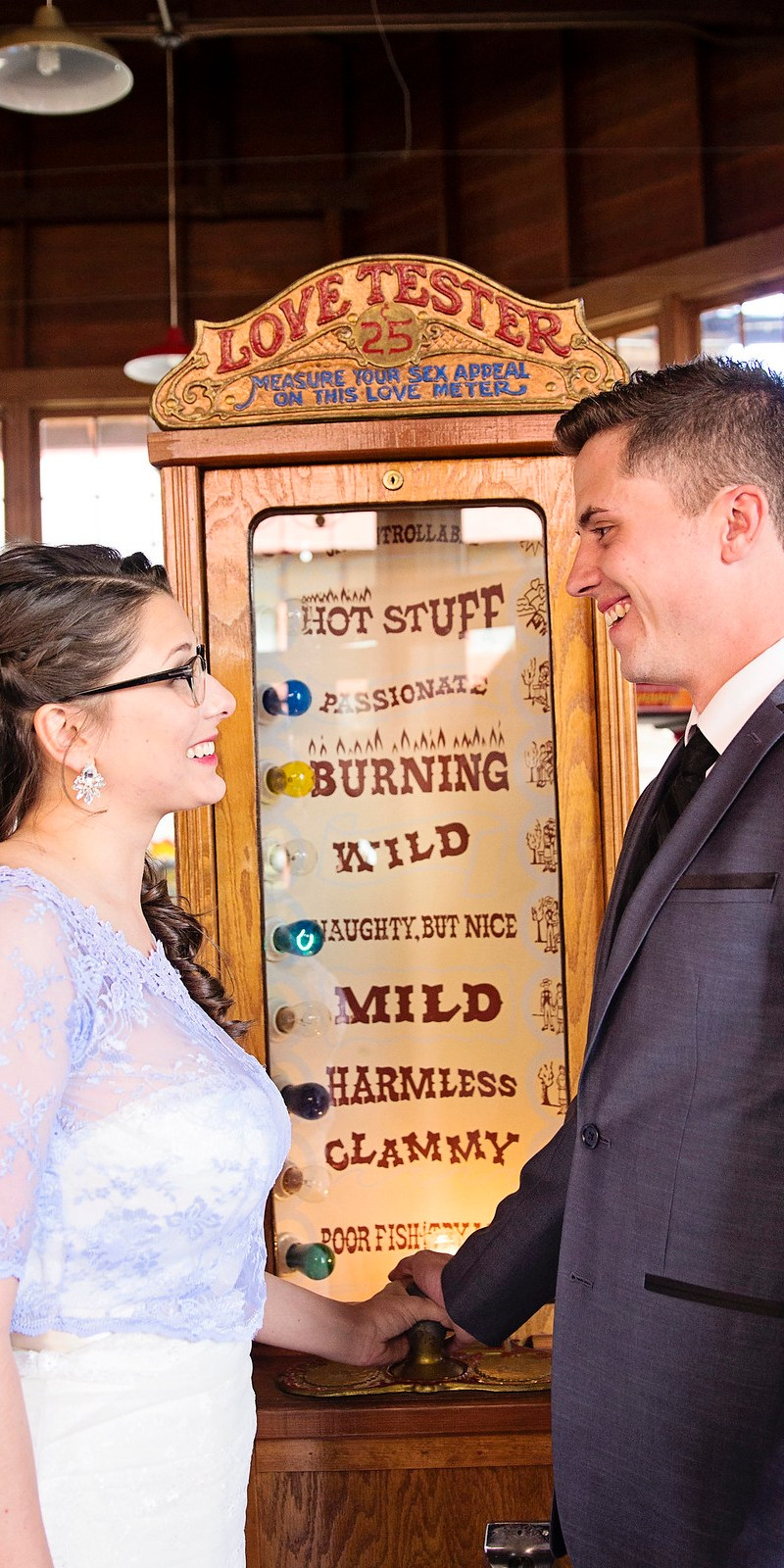 Aleah Amp Zach S Music Meets Bibliophile Wedding In The