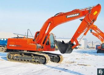 Doosan DX225