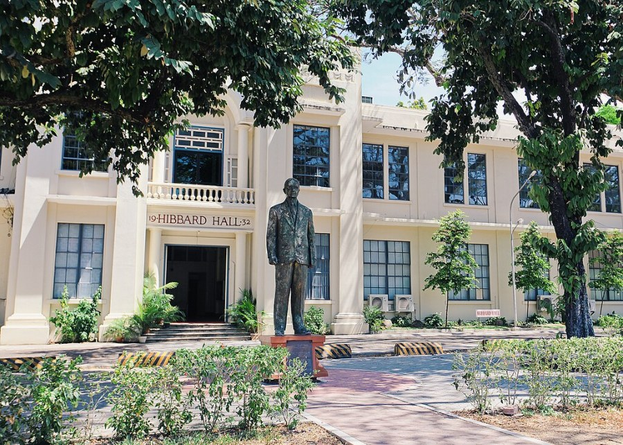 Hibbard Hall, Silliman University