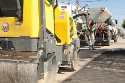 Rehabilitación de calles se extiende a la Delegación de la Pila