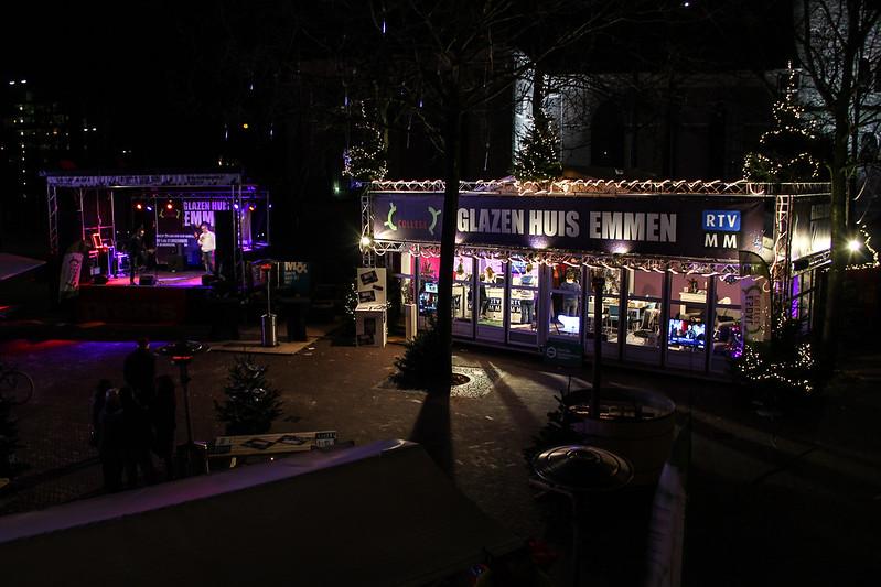 Glazen Huis Emmen 2014