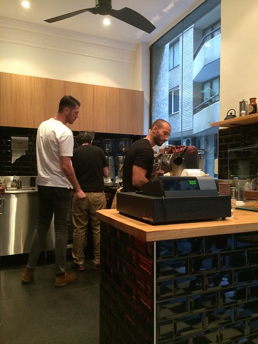Central Roasters, Sydney
