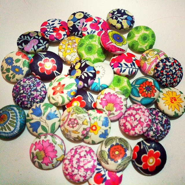 Liberty Buttons