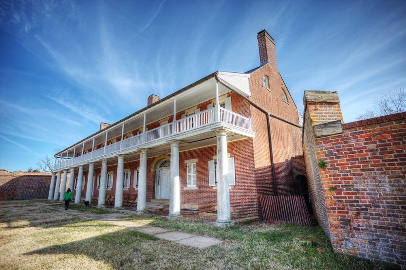 Officers Quarters, Fort Washington