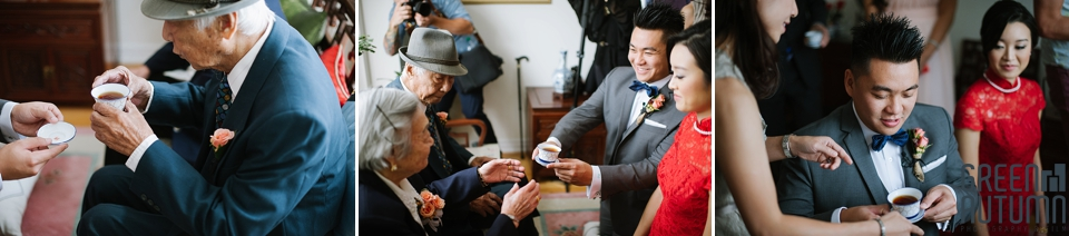 Modern Chinese Canadian Tea Ceremony Wedding Tradition Photography
