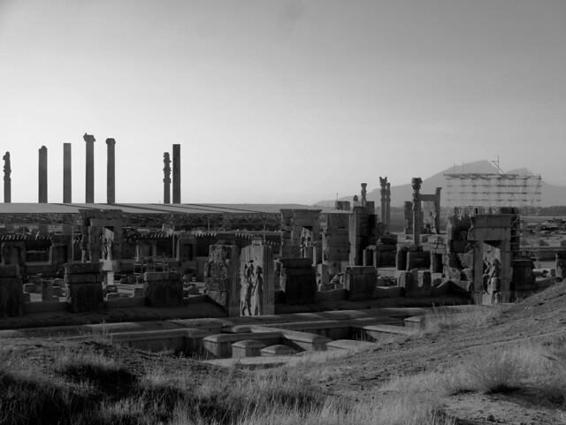 PersepolisB&W