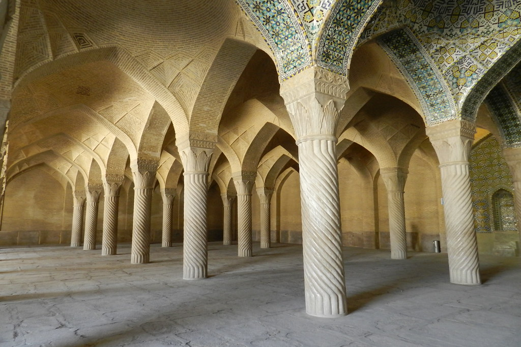 Mezquita Vakil Shiraz Irán 14