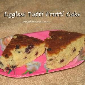 Eggless-tutti-frutti-cake