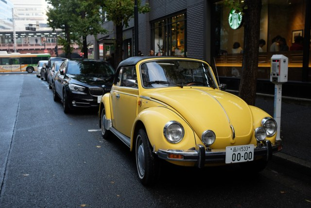 VW BEETLE CABRIOLET 2014/11/29 X1003173