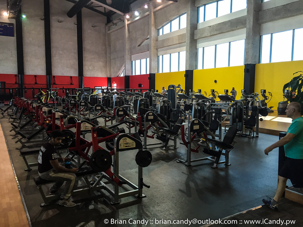 Qgym The Biggest Gym in Qatar for FREE!