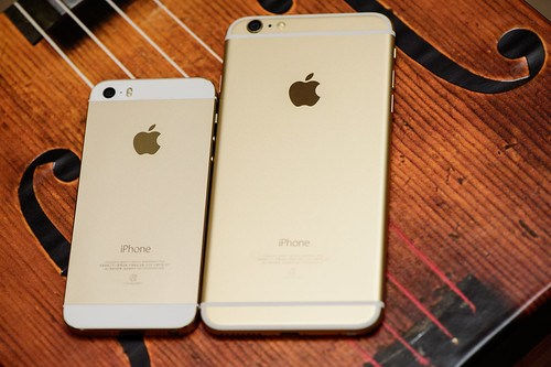 iphone 6 plus & iphone 5s