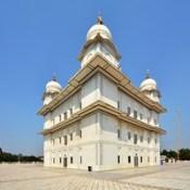 India - Madhya Pradesh - Gwalior Fort - Sikh Temple - 4