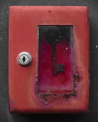 Emergency Services Key Box