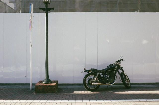 YAMAHA SR400 2014/11/17 GR140226