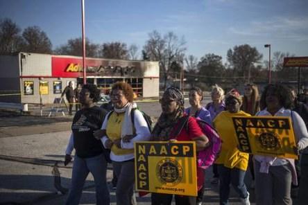 Marcha desde Ferguson