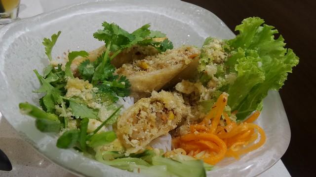 Viet noodle salad