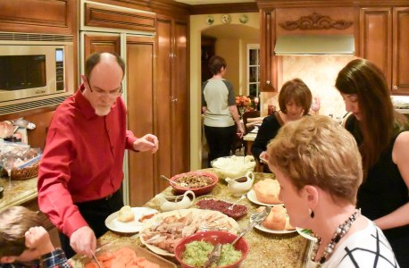 Thanksgiving 2014 - Feast