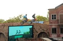 twin motor acrobatic