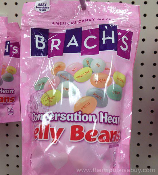 Brach's Conversation Hearts Jelly Beans