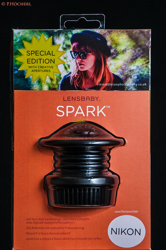 Lensbaby Spark - Special Edition