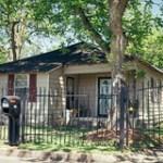 Ike Turner House (1930), 304 Washington Ave, view02, Riverton, Clarksdale, MS, USA.