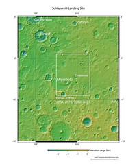 Meridiani Planum in context