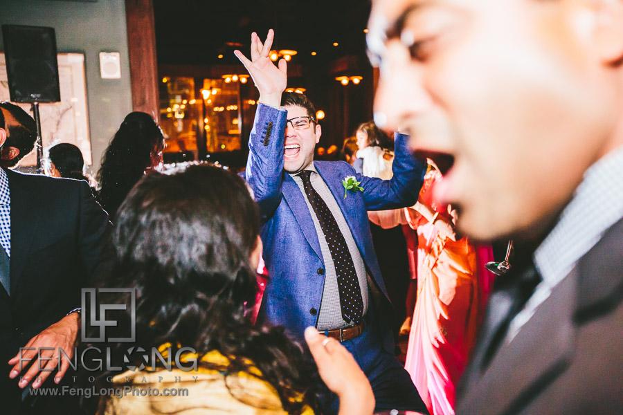 Atlanta Indian Fusion Wedding at Empire State South