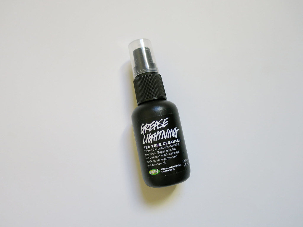 Lush Grease Lightening Tea Tree Cleanser
