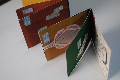 極需運氣的書:挑字卡片書(10.6ys)