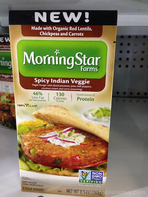 Morningstar Farms Spicy Indian Veggie
