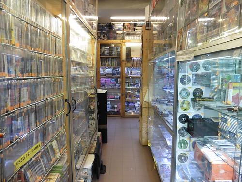 Tiendas y lugares frikis en Nueva York: Videogames New York
